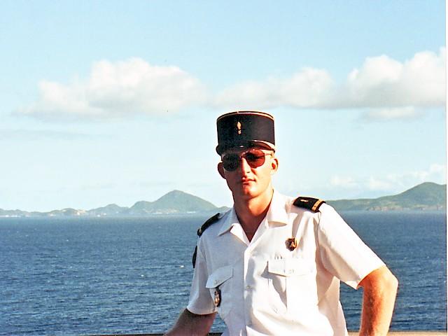Florent M. LOCATELLI - Officier