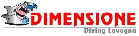 Partenaire - Logo Dimensione Diving lavagna